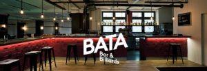 Bata Bar & Billiards am Hauptbahnhof in Berlin Mitte