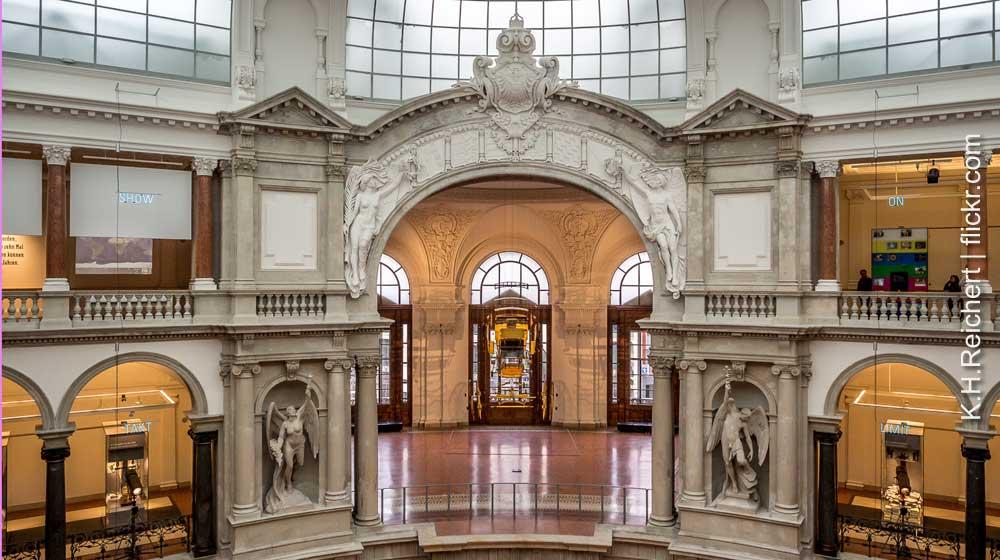 Bild Museum für Kommunikation Berlin