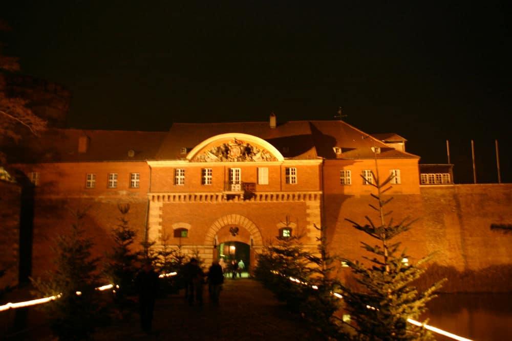 weihnachtsfeier spandau