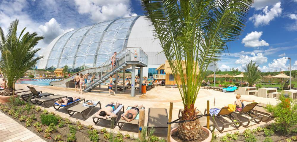 Bild Tropical Island bei Berlin