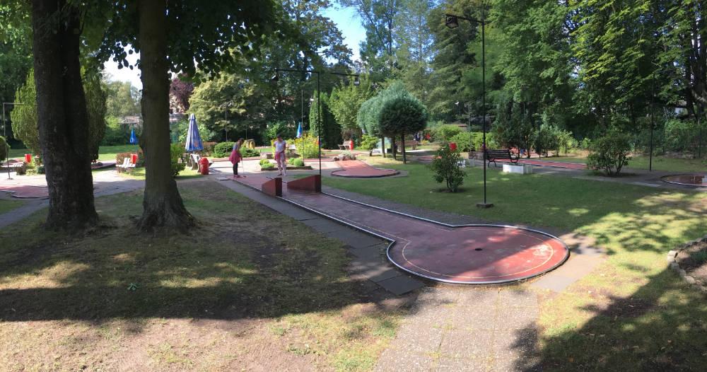 Bild Minigolfanlage Minigolf Verein Berlin