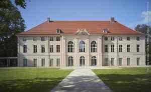 Radtour zum Schloss Schönhausen in Pankow