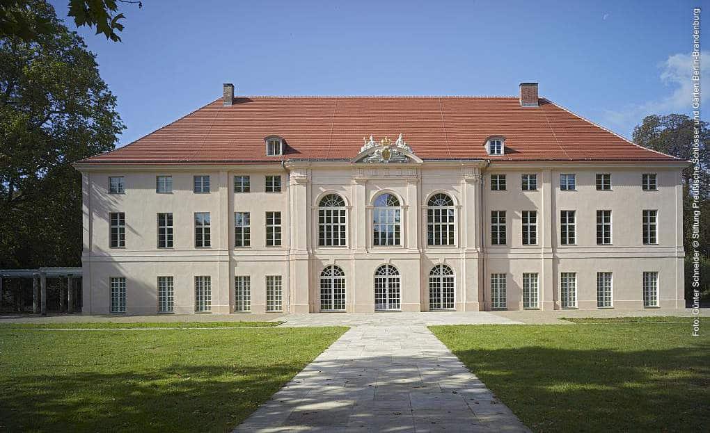 Schloss Schönhausen in Pankow