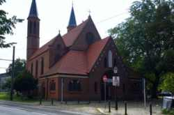 Bild Pankow Kirche