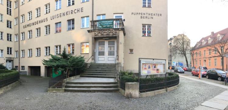 Bild Puppentheater Berlin Charlottenburg