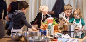 Kindergeburtstag Der Freche Laden im Prenzlauer Berg