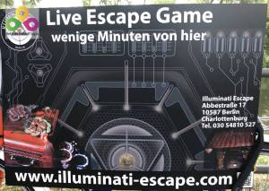 Bild Illuminati Escape