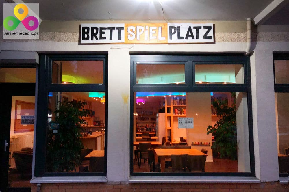 Cafe Brettspielplatz Spielecafe Wedding / Moabit