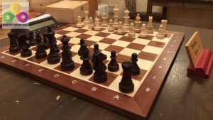 "Schachcafe & Bar ""en passant"" im Prenzlauer Berg"