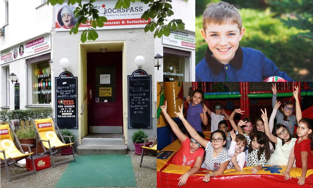 Bild Ferienangebot: Kochstudio Kinder KOCHSPASS