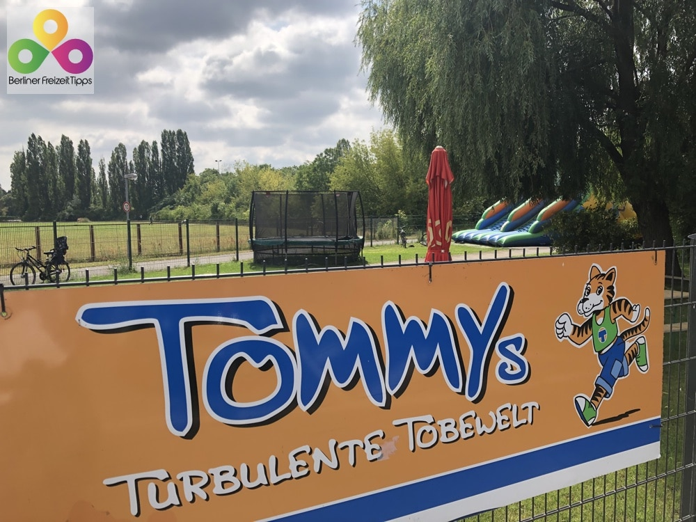 Bild Tommys Turbulente Tobewelt