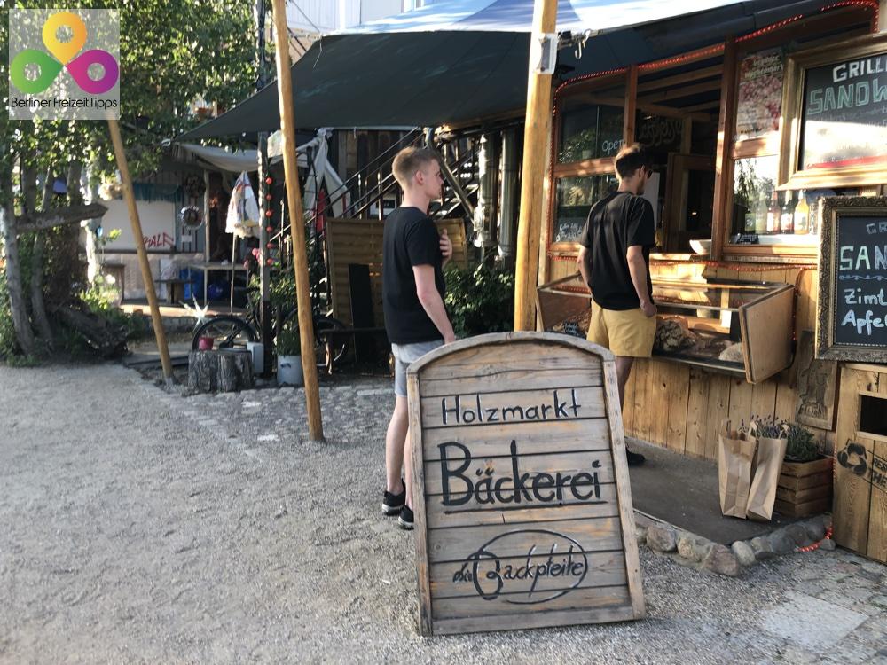 Bild Bäckerei Backpfeife Holzmarkt 25 Friedrichshain Kreuzberg