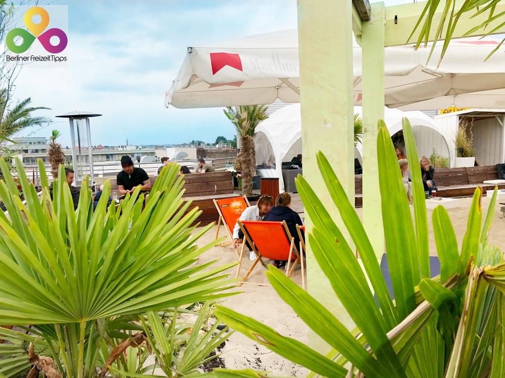 Beachbar Dock5 im Prenzlauer Berg