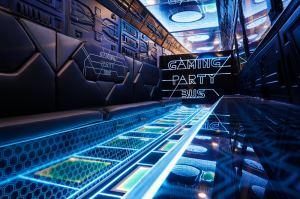 Gaming Party Bus mieten