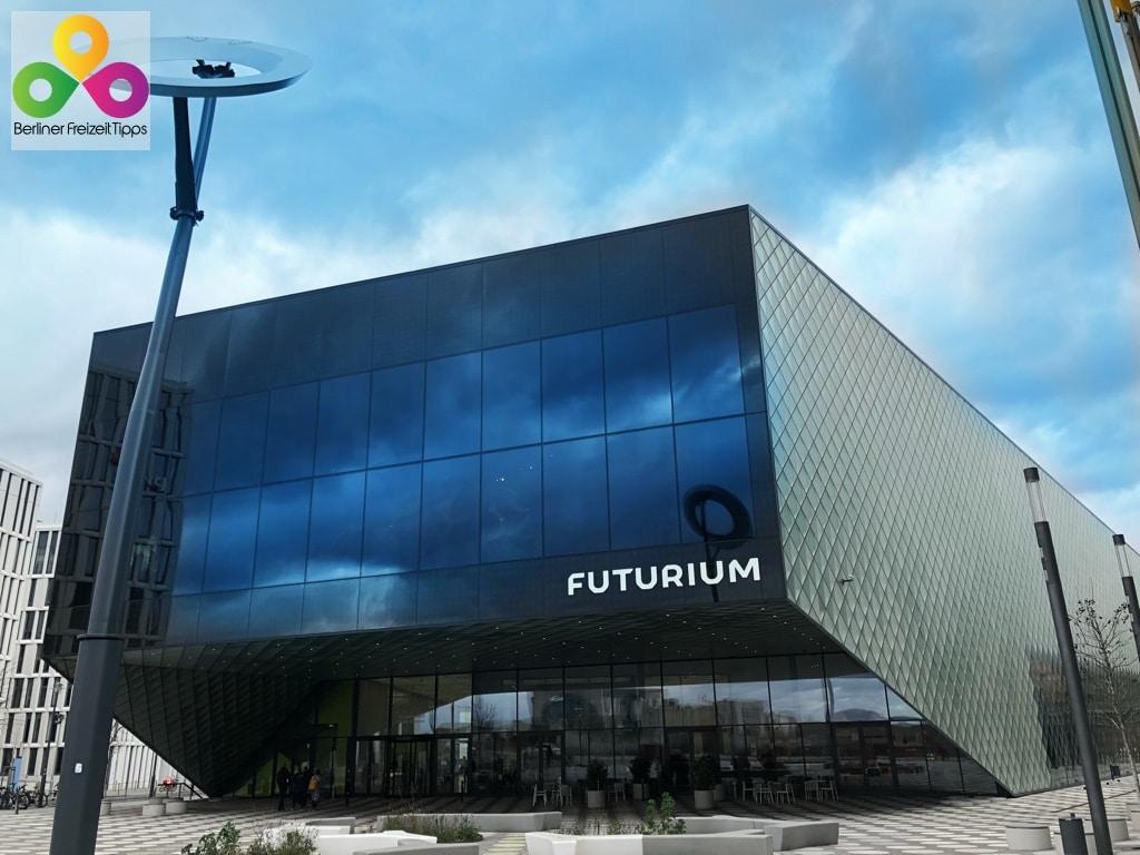 Futurium Berlin | Zukunftsmuseum in Berlin