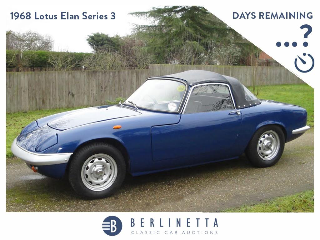 Berlinetta-Timed-Auction-Lotus-Elan-Series-3