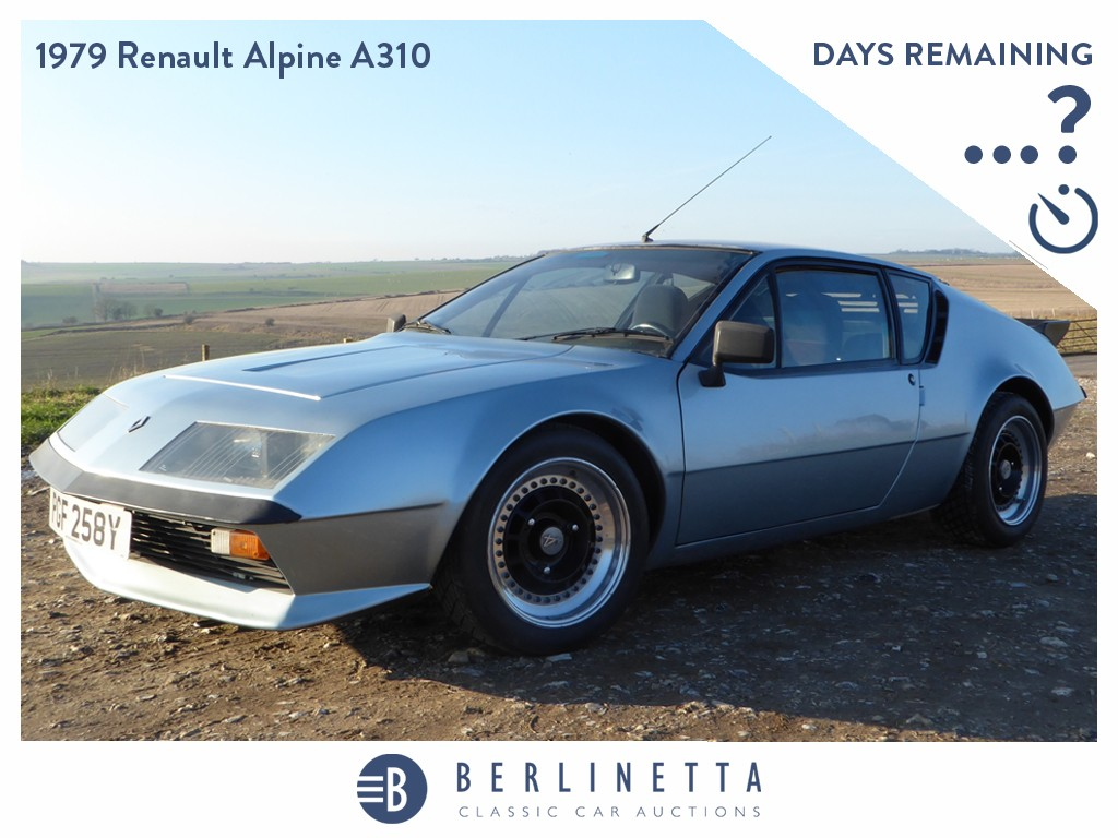 Berlinetta-Timed-Auction-Renault-Alpina-A610