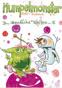 """Mumpelmonster Heft 12 """"Unendliche Weiten"""""""
