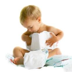 Wie viele Windeln verbaucht eigentlich so ein Kind? © Alena Yakusheva, Fotolia.com