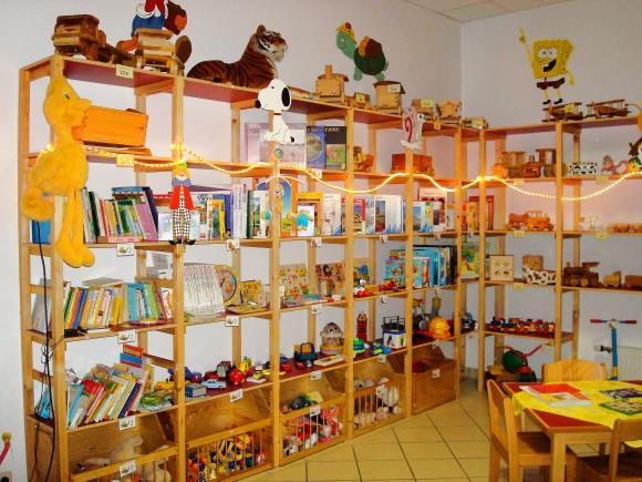Spielzeug Tauschbörse: Kinder-Wunderland Berlin