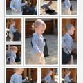 Kind 2.0 mit ihrer Wickelunterlage
