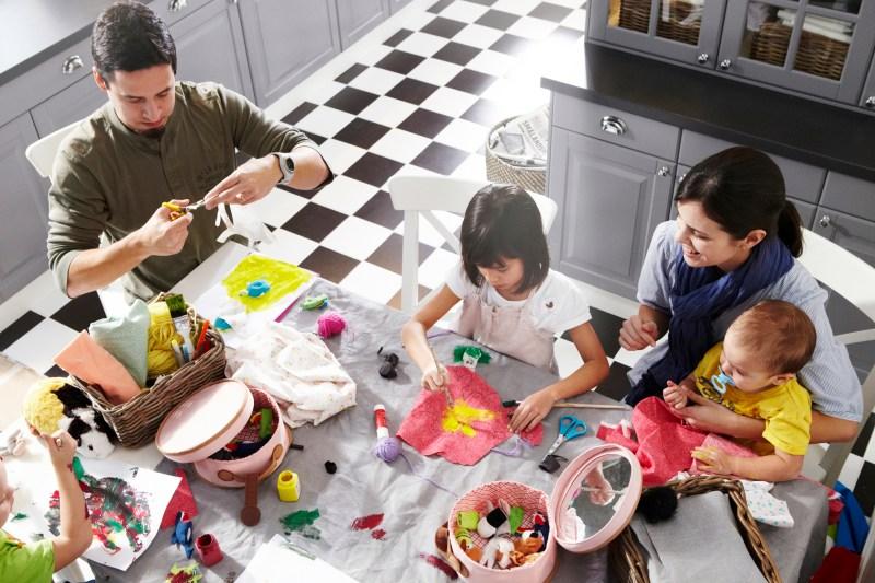 IKEA Katalog 2013: Tun Tut Gut und jede Menge Inspirationen rund um Stoffe