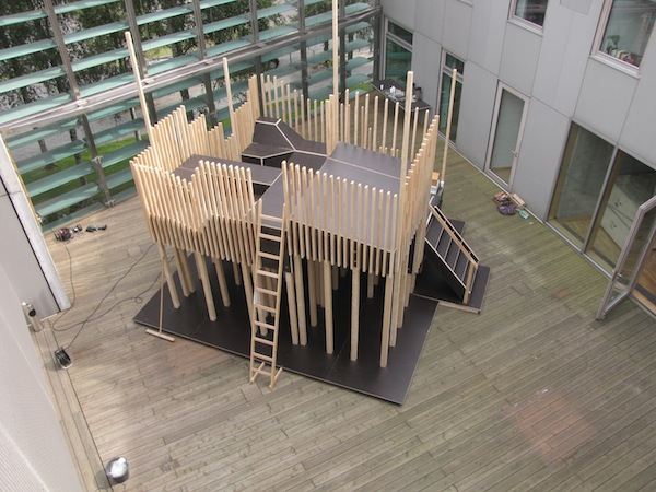Leseliste #3: Building Blocks Berlin, Beteiligung von Kindern und Jugendlichen in Bau- und Stadtplanungsprozessen
