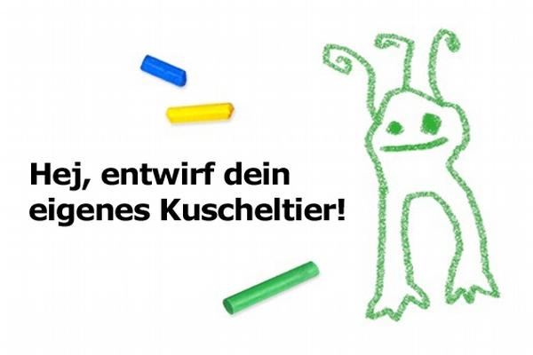 """Leseliste #3: Aktion """"Hej, entwirf dein eigenes Kuscheltier!"""" bei der IKEA vom 1. bis 30. November 2012"""