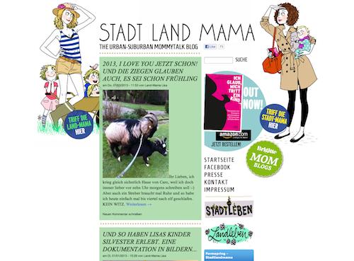 Gefunden als Mama Blog Berlin: Stadt Land Mama