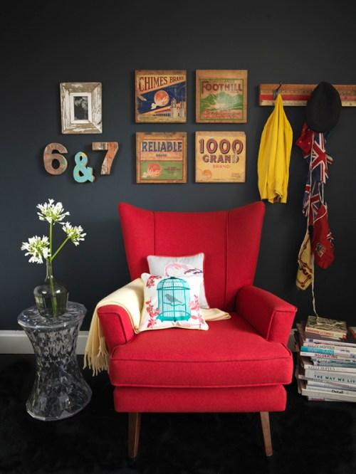Unsere Traum-Wandfarbe fürs Esszimmer: Railings von Farrow and Ball