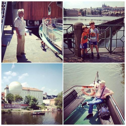 Urlaub mit Kindern: Prag mit Kindern von Köln Format