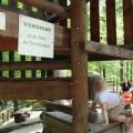 Zoo Eberswalde: Vorsicht ist die Mutter der Porzellankiste, auch auf dem Spielplatz!