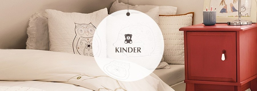 Kinderbettwäsche und Textilien (Bildquelle: Urbanara.de)