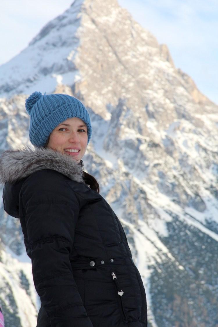 Nach dem Urlaub, vor der Elternzeit und mittendrin im Nirgendwo. Schnappschuss vom Winterurlaub in Tirol.
