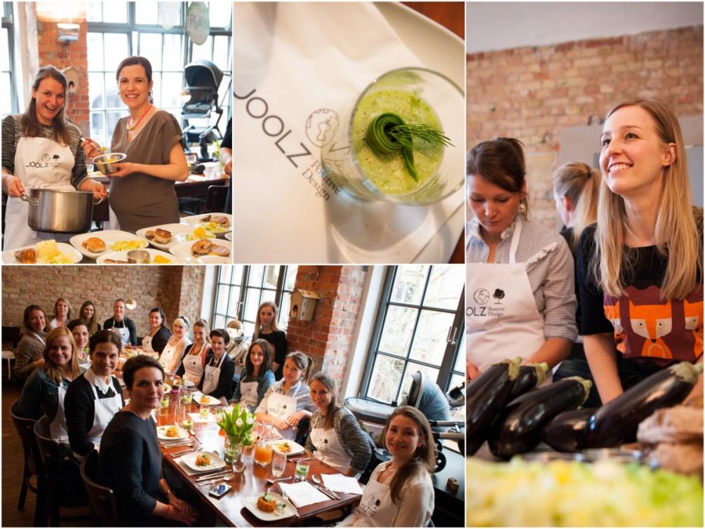 Vegan Kochen und Klönen mit dem neuen Joolz Day Sense Kinderwagen