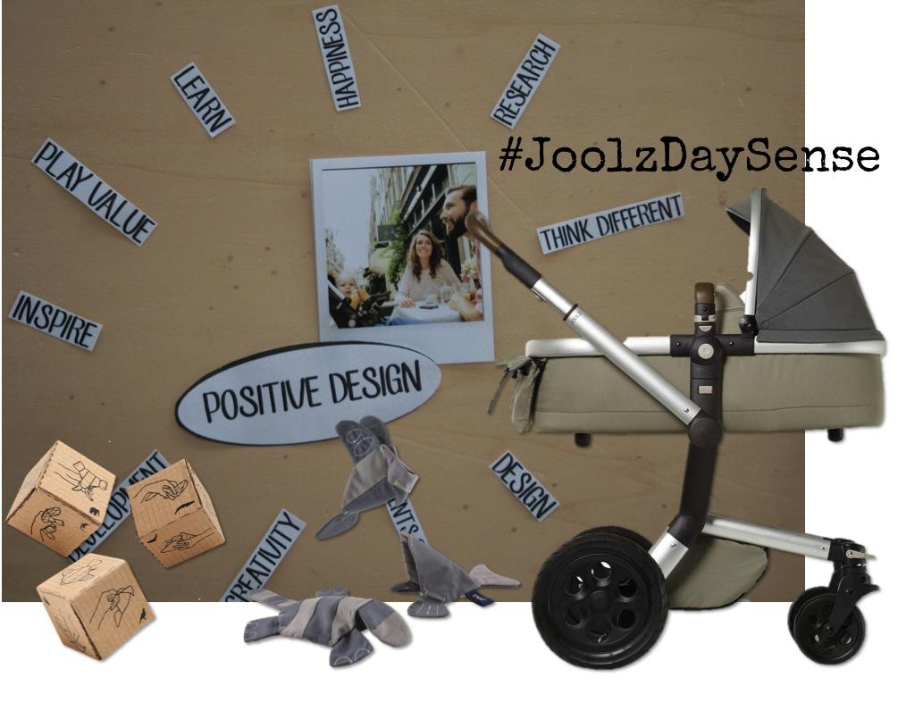 Joolz Day Sense: Care, Play, Sleep