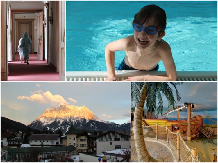 Leading Family Hotel & Resort Alpenrose: Paradies für kleine Wasserratten