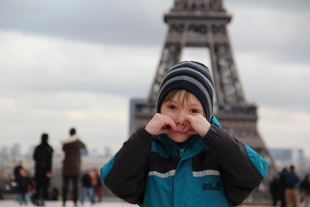 Paris: Auch im Winter ein Reisetipp mit Kindern