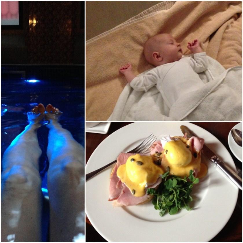 In London mit Baby im St. Pancras Renaissance Hotel