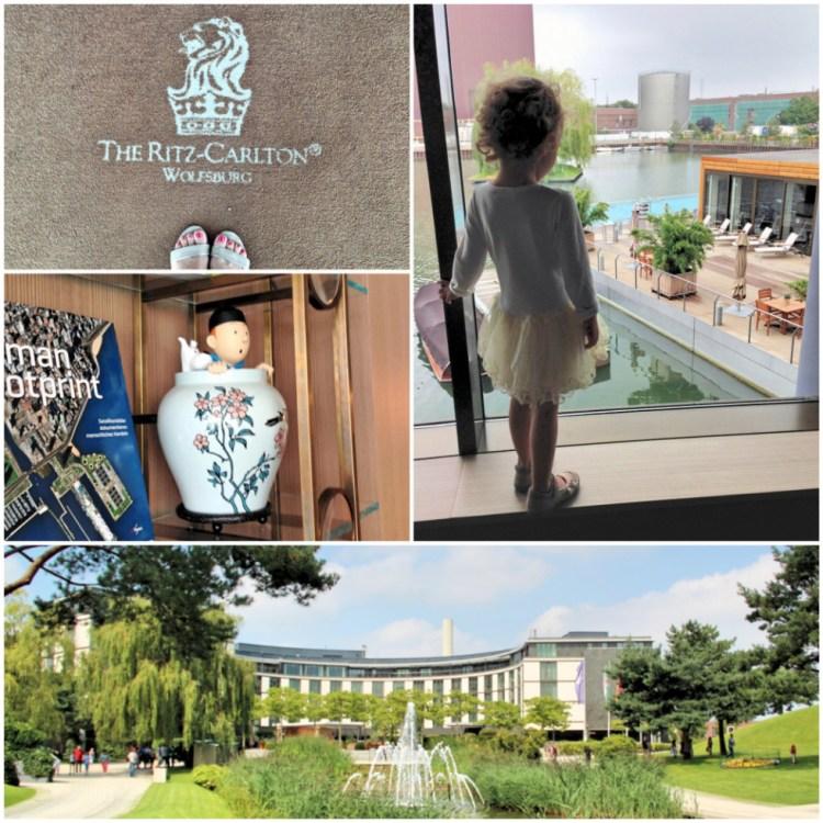 Mit Kindern im Ritz-Carlton Hotel Wolfsburg: Erste Eindrücke