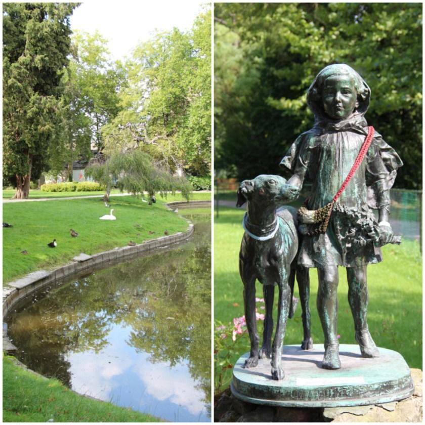 Grünes Kleinod mitten im Zentrum von Mechelen: Der Botanische Garten