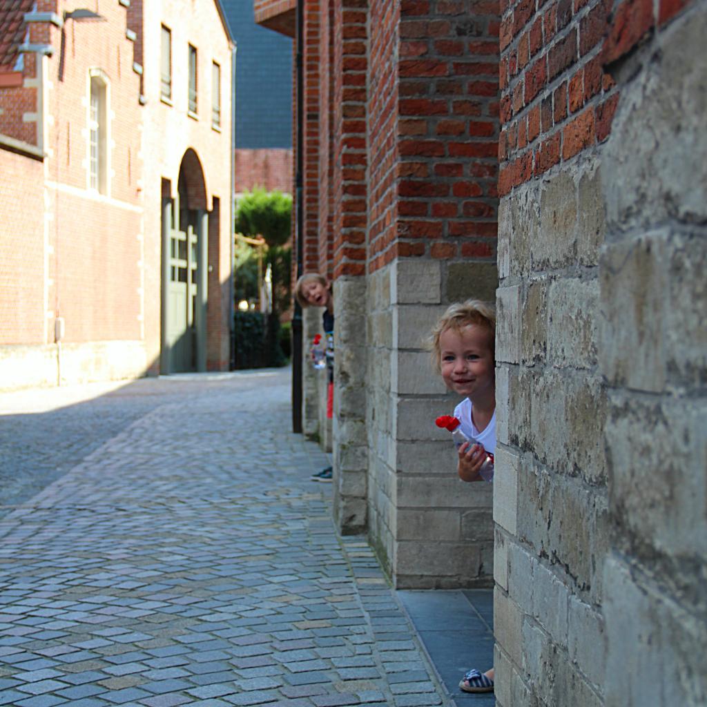 Mechelen mit Kindern zu entdecken ist überraschend einfach