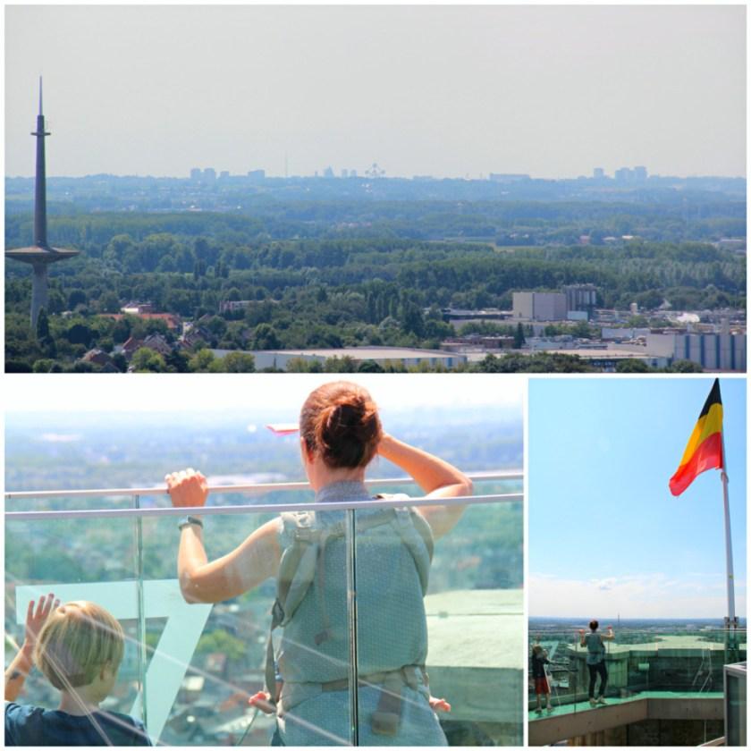 St.-Rombouts-Turm: Der beste Blick auf Mechelen und bis nach Brüssel