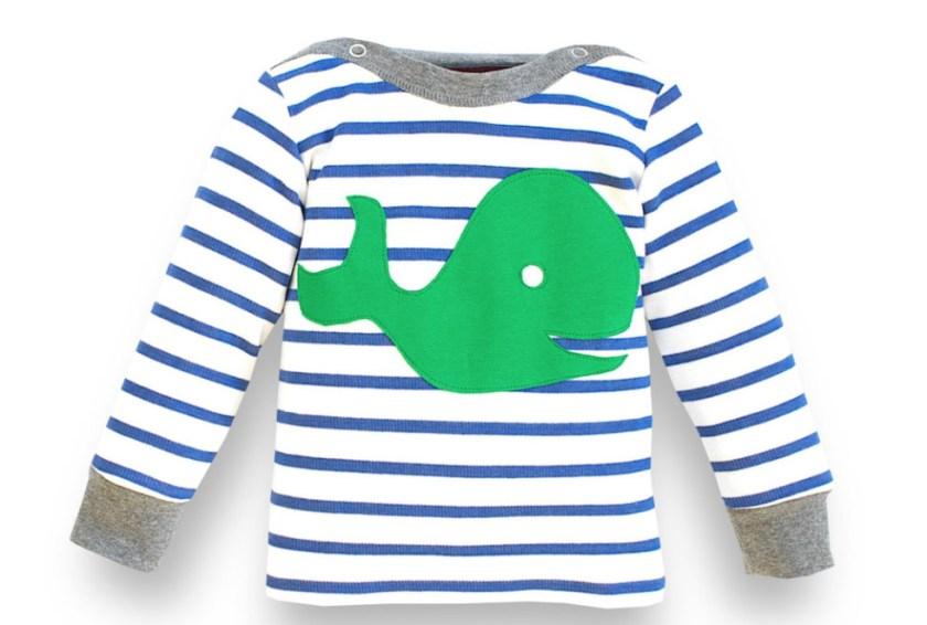 Etsy Kids Pop Up Shop Dresden: Süßes Ringelshirt von internaht