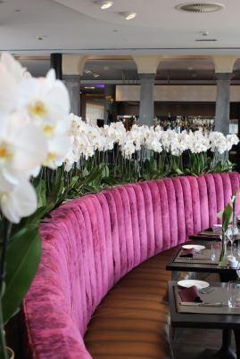 Stilvoll essen mit bester Aussicht auf Lüttich in der Brasserie