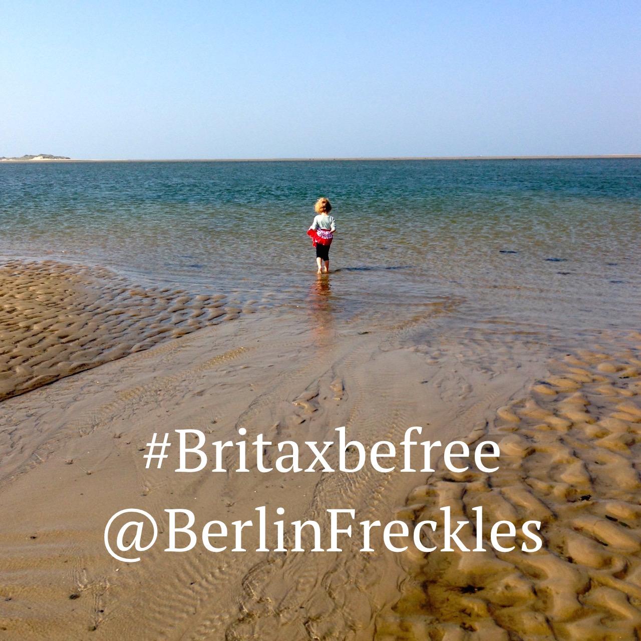 Gewinnspiel mit Britax Römer: #Britaxbefree