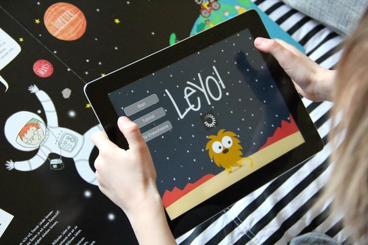 LeYo! App von Carlsen: Die App downloaden und starten