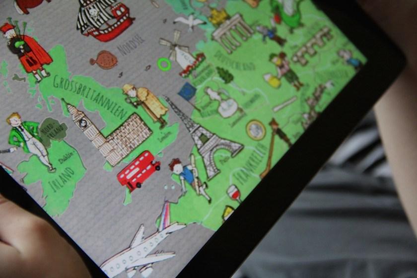 LeYo! App von Carlsen: Der Fokuspunkt ist etwas tückisch
