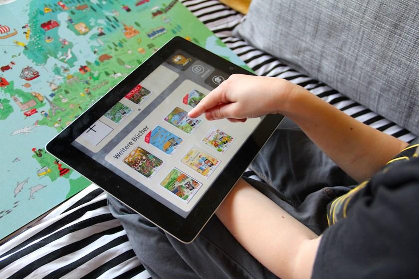 LeYo! App von Carlsen: Passendes Buch auswählen