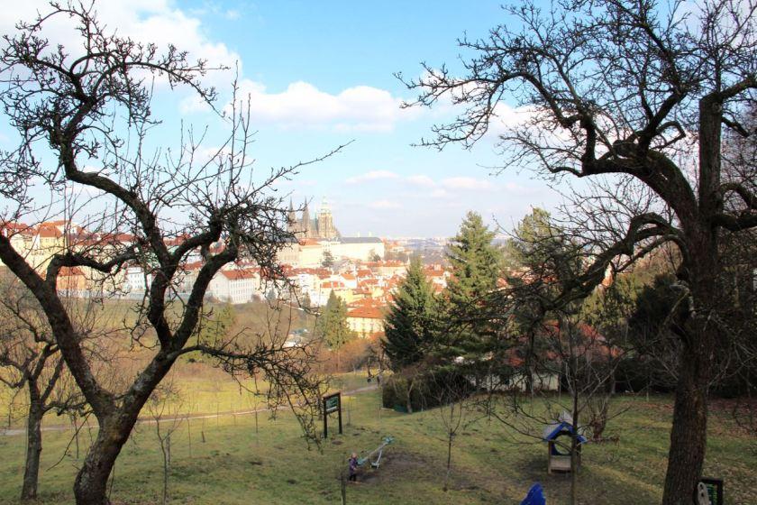 Wunderschöner Ausblick vom Laurenziberg